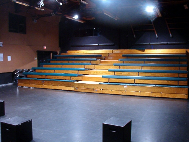 The Studio (Nathan Cohen) Theatre; Photo by Jeff Cummings