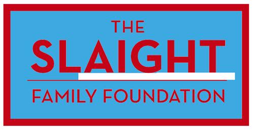 The Slaight Family Foundation logo
