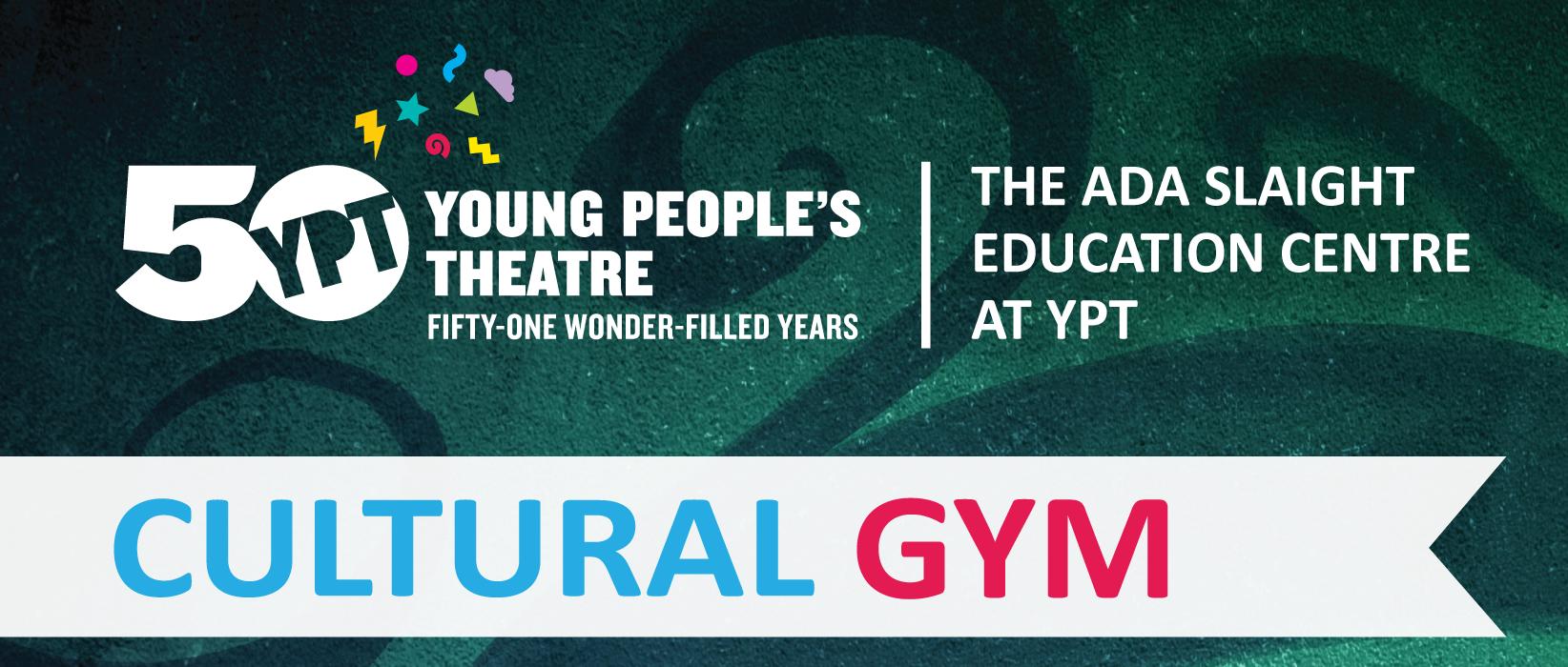 Cultural Gym Logo