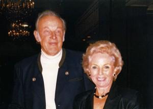 Susan Douglas Rubes and Jan Rubes