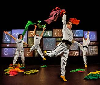 26 letter dance